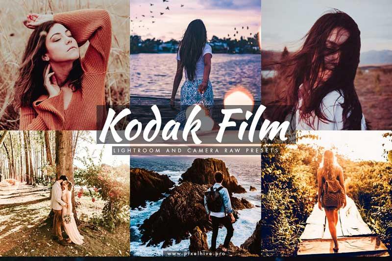 Kodak Film Lightroom 2526 ACR Presets 3991303