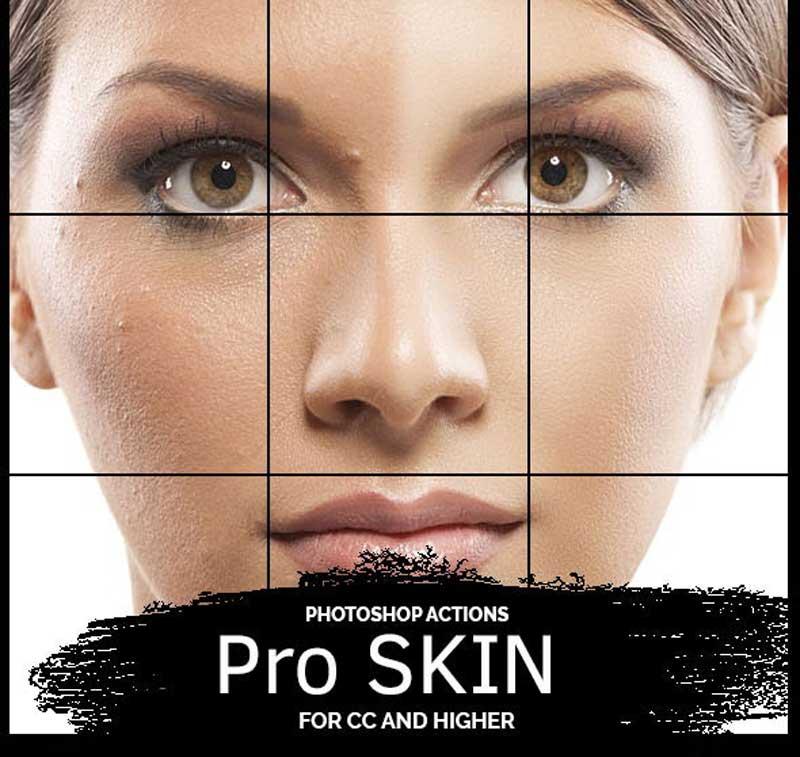 Pro Skin Photoshop Actions 25803754