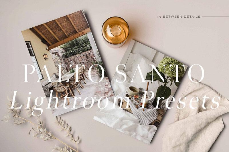 Palo Santo Lightroom Presets 4935899 Free