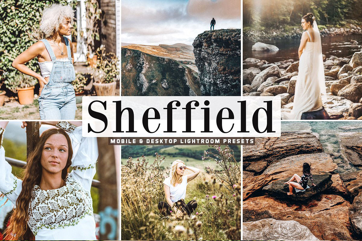 Sheffield Pro Lightroom Presets 5066680