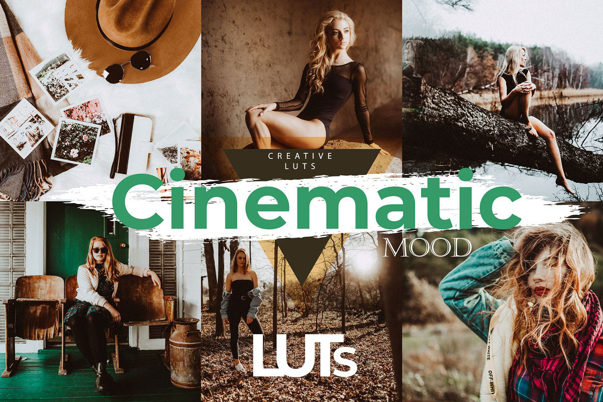 Cinematic Mood Luts 4720020