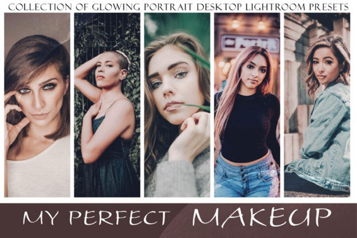 My Perfect Makeup Lightroom Desktop Pres 4549527