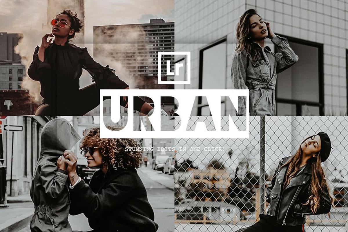 Urban - Lightroom Presets 5215539