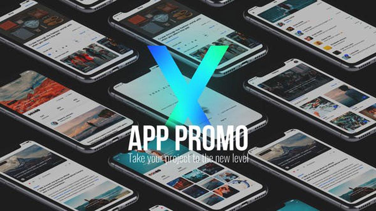 Videohive - App Promo - 27679344