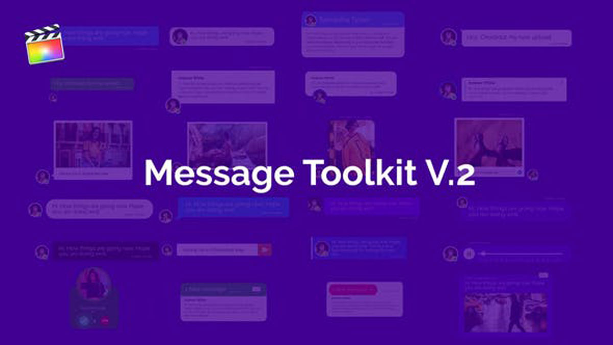 Videohive Message Toolkit V.2 27752754