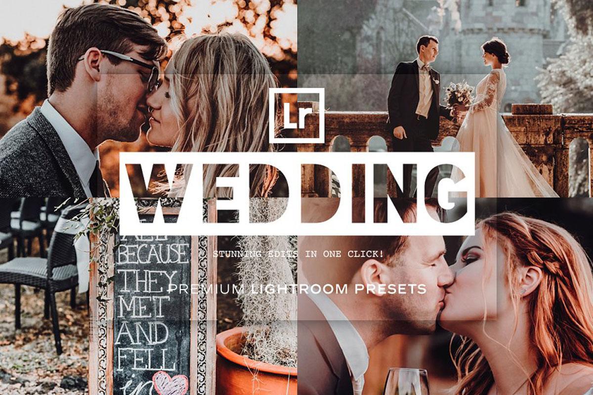 Wedding Lightroom Presets 5215563