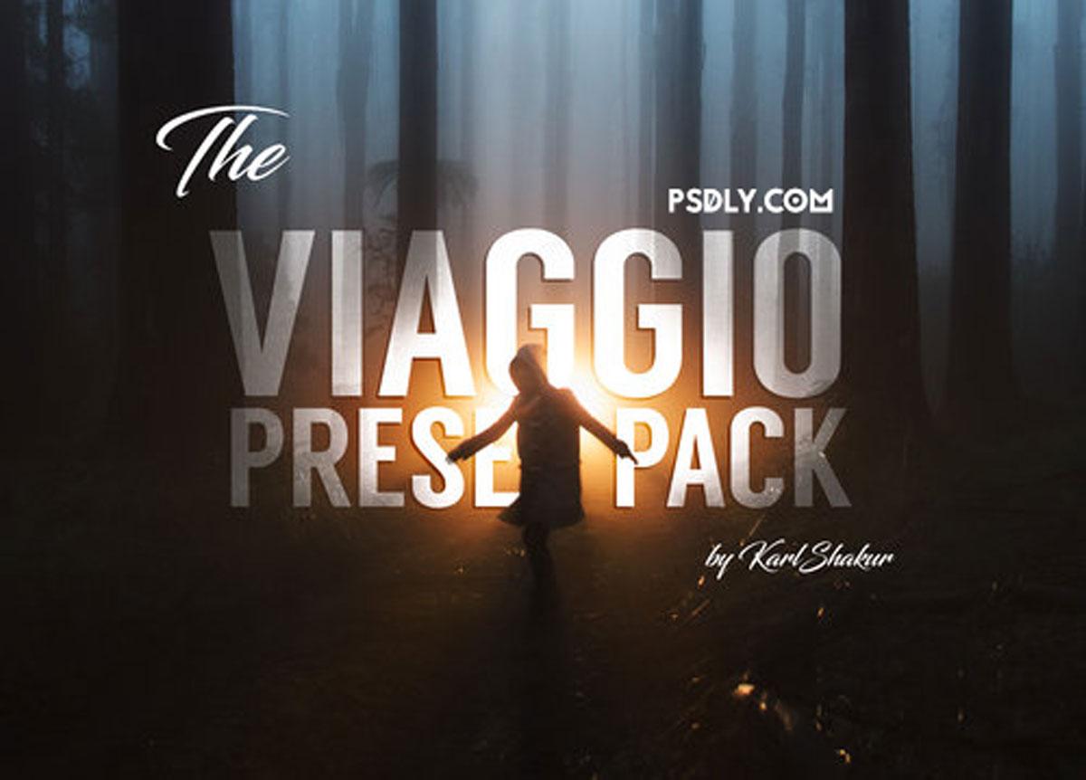 Karl Shakur Lightroom Presets - Viaggio Pack