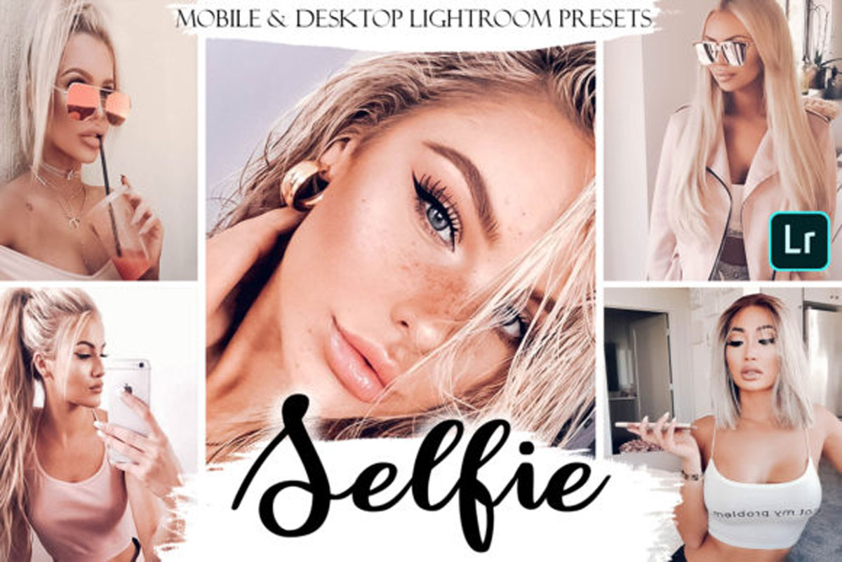 Selfie Mobile & Desktop Presets Free Download